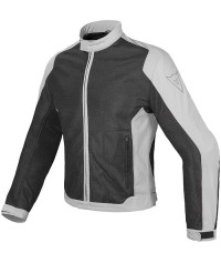 DAINESE G.AIR FLUX D1 TEX NERO-GRIGIO HIGH RISE