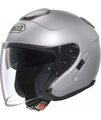 SHOEI J-CRUISE LIGHT SILVER (Grigio) - Casco JET
