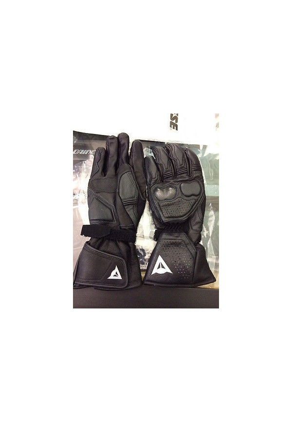 DAINESE RS4 NEW GUANTO Nero/Nero