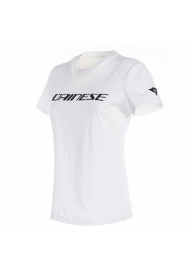 T-Shirt Dainese LOGO LADY White/Black