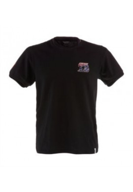 T-Shirt Dainese Indianapolis EVO S/S Black/Red