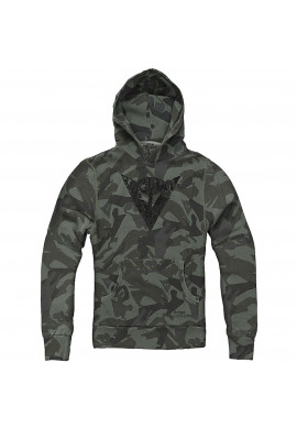 Felpa Dainese Camouflage Green