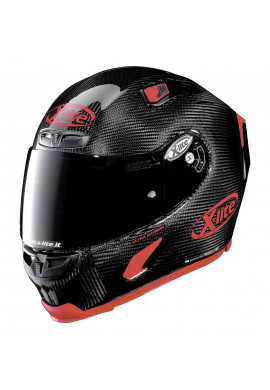X-LITE X-803 ULTRA CARBON PURO SPORT - CARBON RED