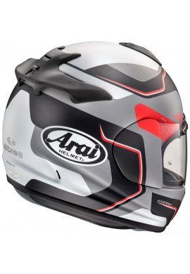 ARAI AXCES III SENSE RED