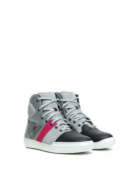 DAINESE Scarpa YORK AIR LADY Light-Gray/Coral