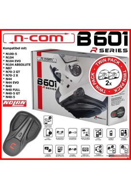 Interfono NOLAN B601R Twin Pack