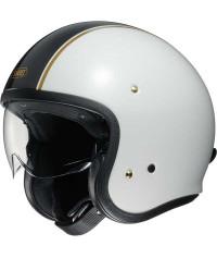 SHOEI J•O (J-O, JO) CARBURETTOR TC-6 White Grey - Casco JET