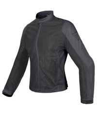 DAINESE G.AIR FLUX D1 TEX LADY (Donna) NERO-NERO