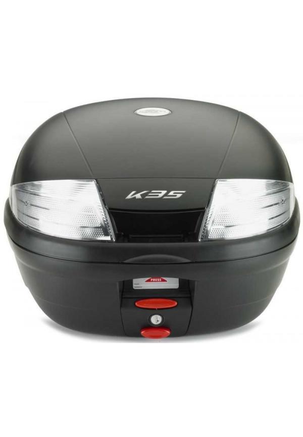 KAPPA K35 NT MONOLOCK BAULE 35 LT Nero