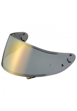 SHOEI VISIERA CWR-1 SPECTRA GOLD