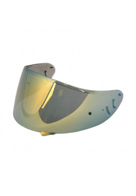 SHOEI VISIERA CW-1 SPECTRA GOLD