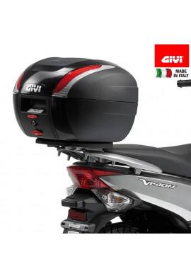 SR1153 - Givi Attacco posteriore bauletto MONOLOCK Honda Vision 50-110 (11 17)