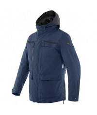 Giacca Dainese Milano D-dry Blu