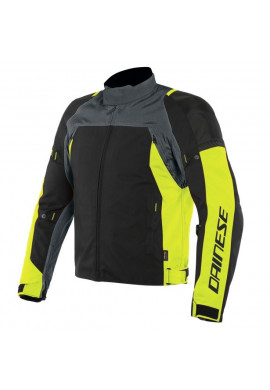 Giacca Dainese Speed Master D-dry NERO / GIALLO FLUO