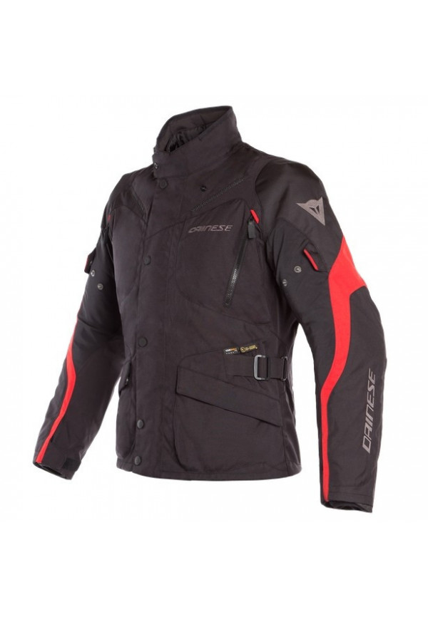 Giacca Dainese Tempest 2 nero / rosso
